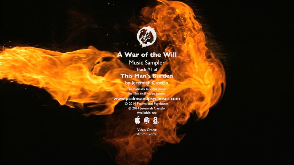 A War of the Will - Jeremiah Castelo