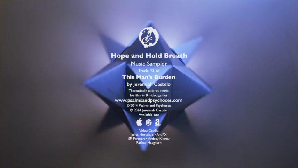 Hope and Hold Breath - Jeremiah Castelo